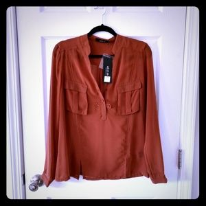 ark & co. blouse